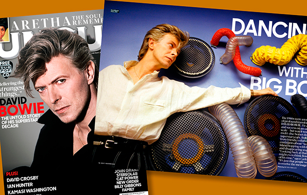 Exclusive! The second coming of David Bowie's Never Let Me Down
