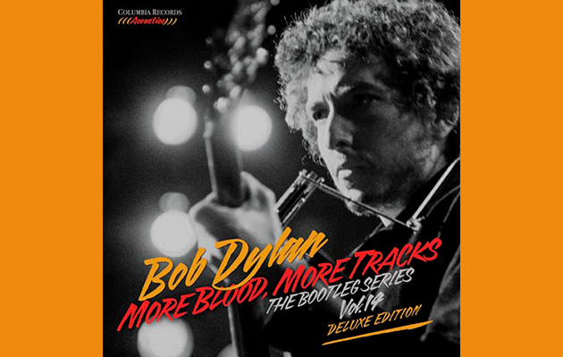 Read the complete tracklisting for Bob Dylan's More Blood, More Tracks – The Bootleg Series Vol. 14