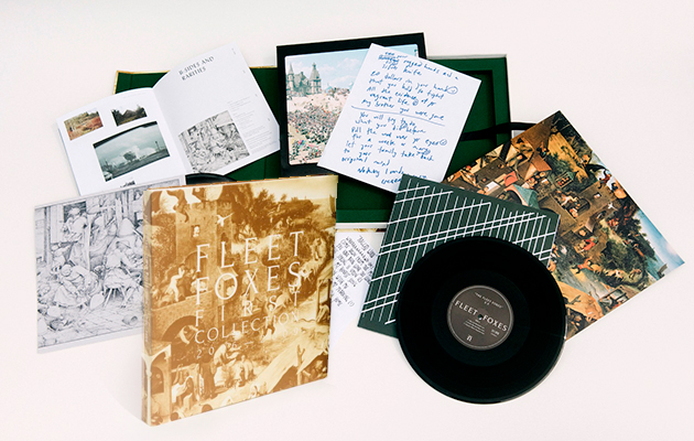 Fleet Foxes announce First Collection 2006 – 2009