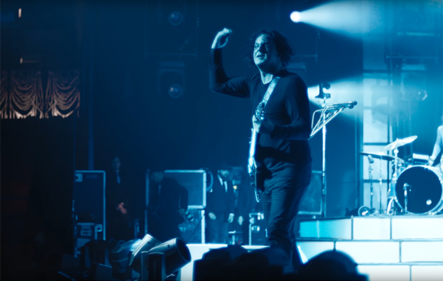 Watch a trailer for a new Jack White documentary