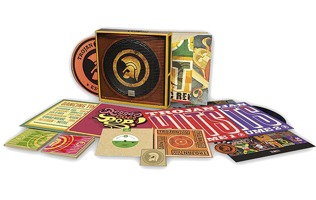 Various Artists – The Trojan Box