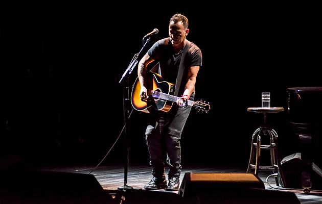 """Watch the lyric video for Bruce Springsteen's """"I'll Stand By You"""""""