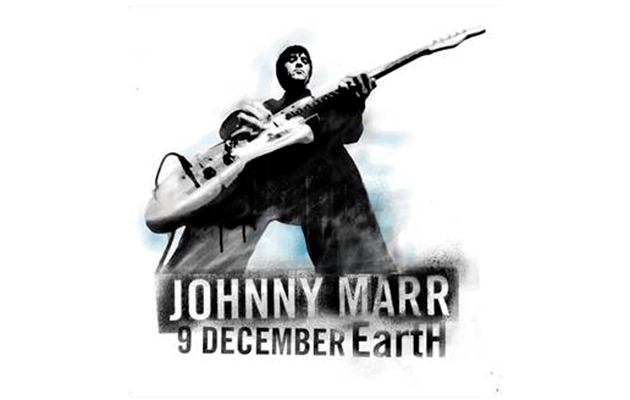 Win tickets to see Johnny Marr in London!