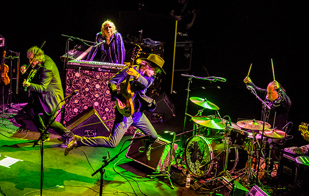 The Waterboys, Richard Thompson and Caravan to play Cropredy