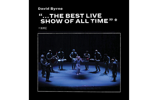 Hear David Byrne's American Utopia live EP