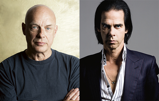 Nick Cave responds to Brian Eno over criticism of Israel shows