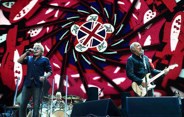 The Who to play Wembley Stadium on July 6