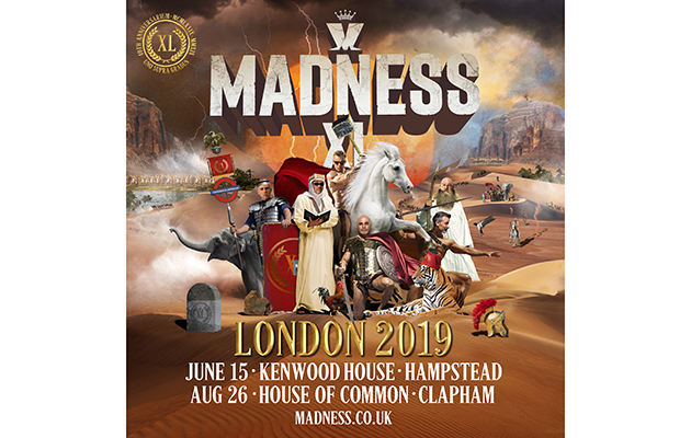 Madness announce two big 40th anniversary shows