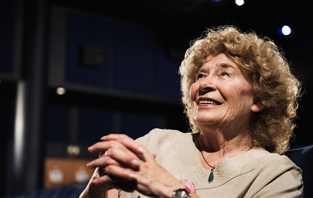 """Shirley Collins: """"Jimi Hendrix came round, and was so utterly charming…"""""""