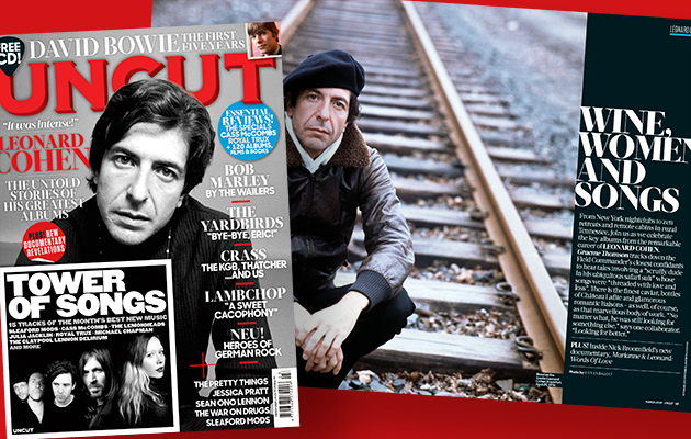 """Leonard Cohen: """"He was still looking for something else – looking for better"""""""