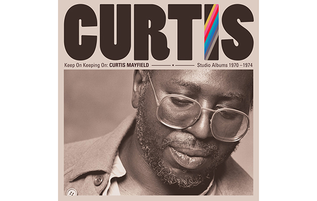 Curtis Mayfield's early solo albums remastered for new box set