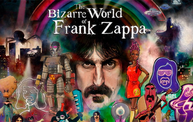 Frank Zappa hologram tour coming to the UK in May