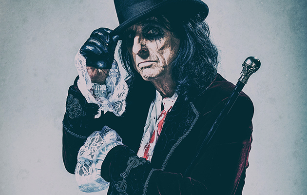 Alice Cooper announces UK tour with The Stranglers and MC50