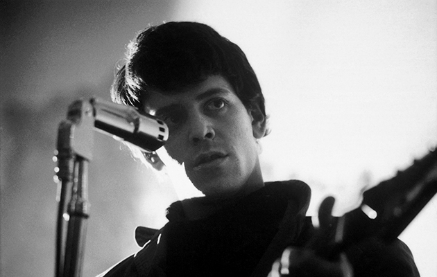 "New Lou Reed doc to premiere 1965 demo of ""I'm Waiting For The Man"""