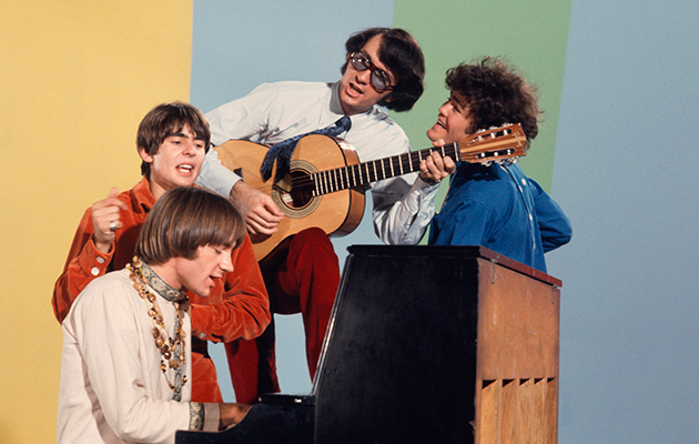 """The Monkees: """"We were essentially a garage band, but we had no control"""""""