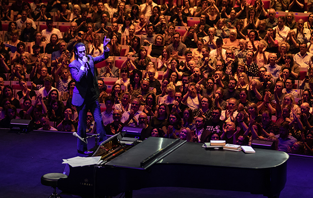 Conversations With Nick Cave comes to Europe