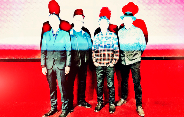 """Watch a video for The Dream Syndicate's new song, """"Black Light"""""""