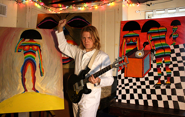 """Ty Segall: """"I want to try everything, for sure"""""""