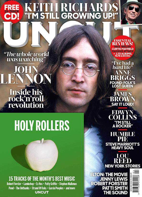 Uncut –April 2019 issue