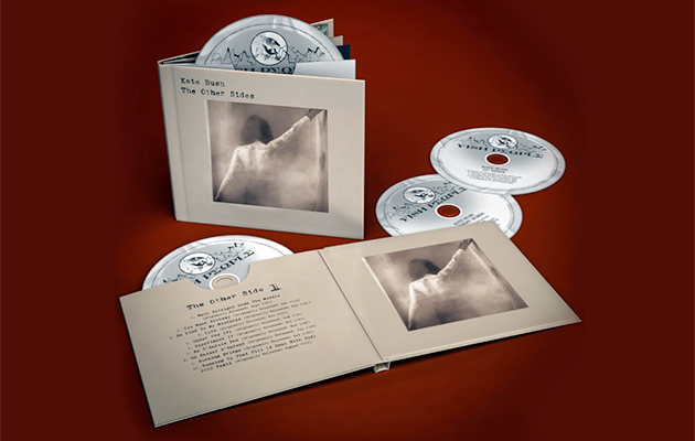 Kate Bush to release four-disc collection of rare tracks