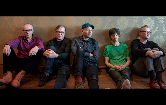 Euros Childs has joined Teenage Fanclub