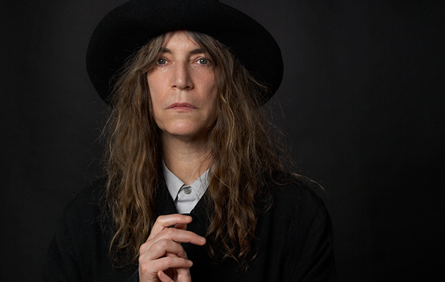 Hear Patti Smith's new track with Soundwalk Collective