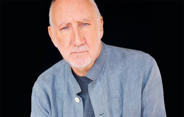 Pete Townshend announces debut novel, The Age Of Anxiety