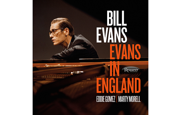 Bill Evans – Evans In England