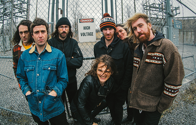 """King Gizzard & The Lizard Wizard: """"We wanted a band where no-one had to practise, essentially!"""""""