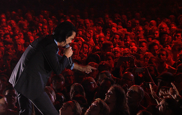 Nick Cave's Distant Sky film streaming for free over Easter