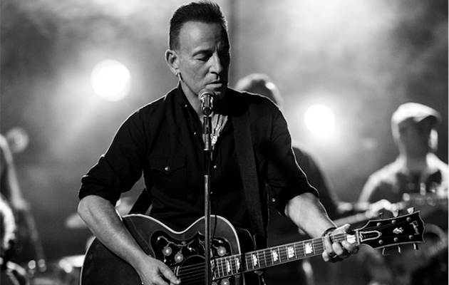 """Watch a video for Bruce Springsteen's new song, """"Tucson Train"""""""