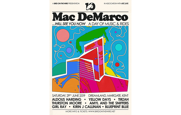 Mac DeMarco unveils line-up for Margate all-dayer