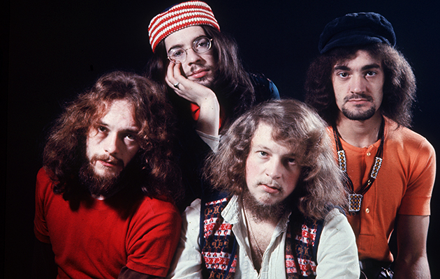 "Jethro Tull on The Rolling Stones' Rock And Roll Circus and 'A Song For Jeffrey': ""It has a directness!"""