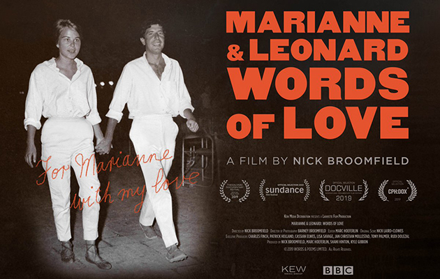 Watch a trailer for Marianne & Leonard: Words Of Love