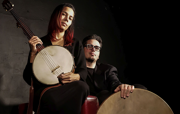 Rhiannon Giddens With Francesco Turrisi – There Is No Other