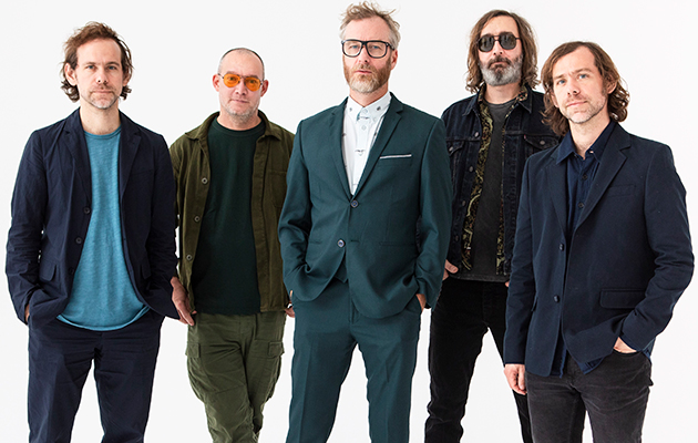 The National announce new UK tour dates