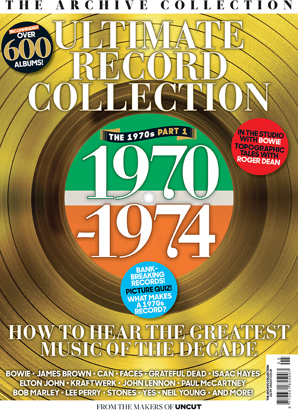 Ultimate Record Collection –The 1970s Part 1