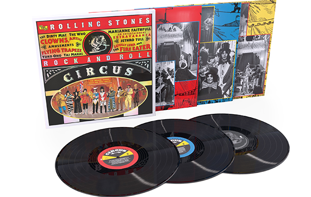 The Rolling Stones confirm details of Rock And Roll Circus reissue