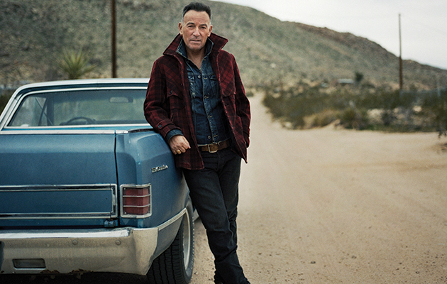 Bruce Springsteen on course for 11th UK Number One album