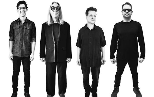 Hear Violent Femmes' new song, featuring Tom Verlaine