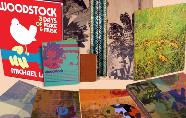 Every Woodstock performance collected on massive new 38-CD boxset