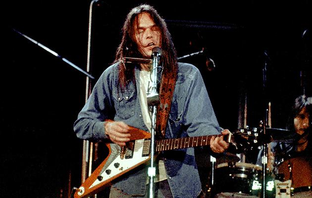 Neil Young + Stray Gators – Tuscaloosa