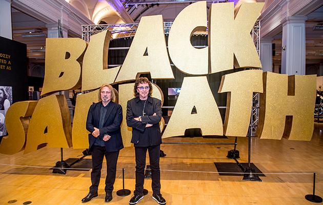 Black Sabbath exhibition opens in Birmingham