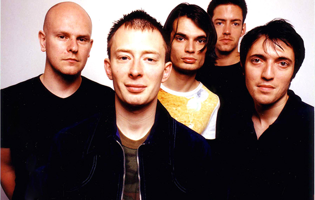 Listen to 18 hours (!) of Radiohead's OK Computer outtakes