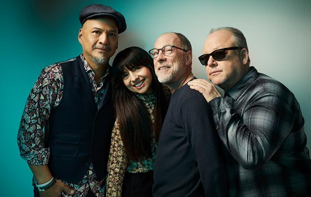 Pixies announce new album, Beneath The Eyrie