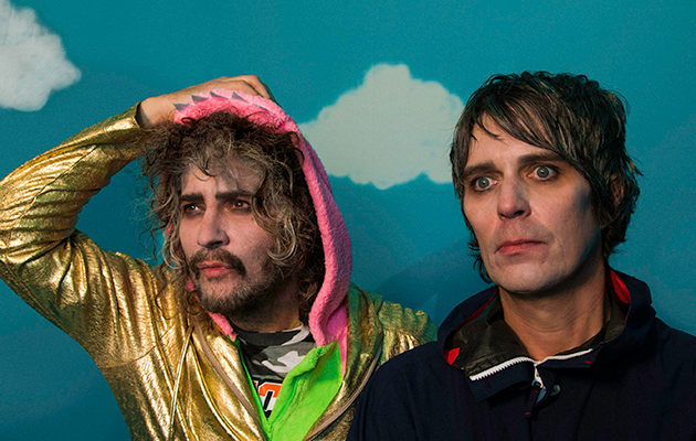 Watch a video for The Flaming Lips' new single