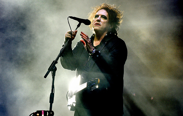Watch The Cure close out Glastonbury with a greatest hits set