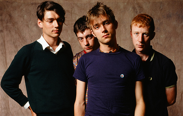 Blur to release 1994 BBC session on 10″ vinyl