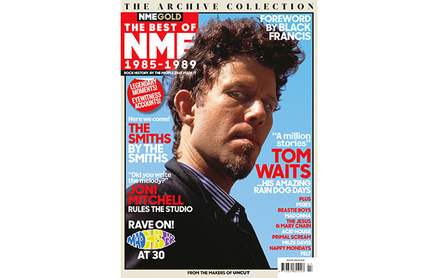 Introducing NME Gold: Best of NME 1985 – 1989