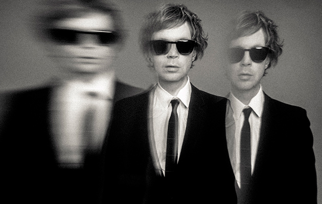 """Watch Beck's 'freestyle' harmonica version of """"Saw Lightning"""""""